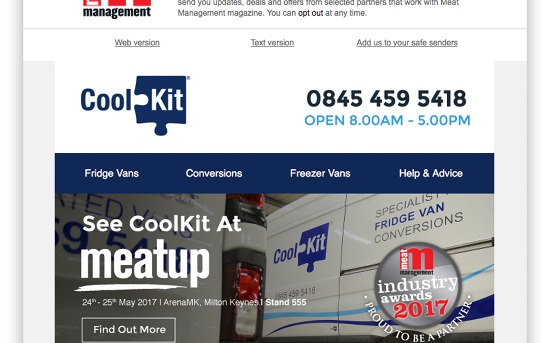 Coolkit e-broadcast
