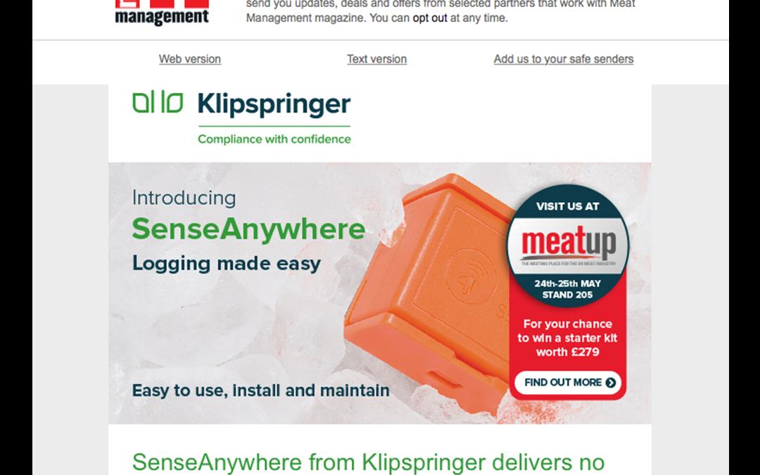 Klipspringer e-broadcast