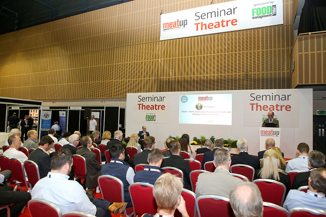 Another enjoyable seminar session at the Group Leisure & Travel Show
