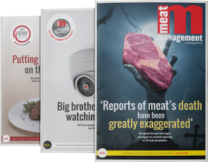 Meat Management covers