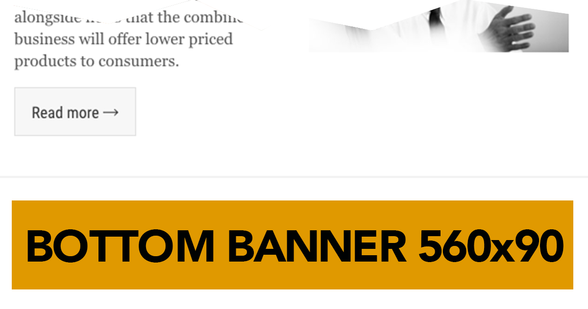 Bottom banner graphic