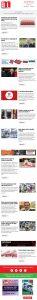 MM e-newsletter example